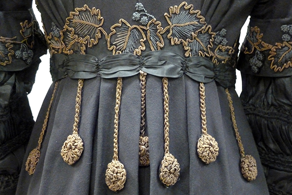 dress waistline