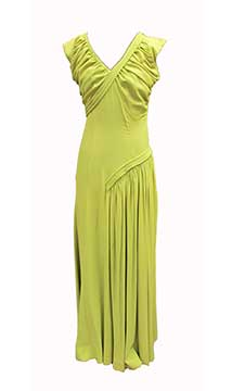 Evening Gown; c. 1930s; Gift of McCleary/Anheuser