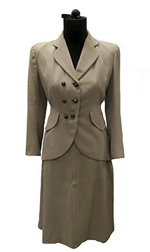 Wool Wedding Suit (1948)
