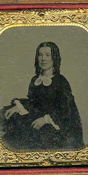 Daguerrotype (1860s) Gift of Rattenbury