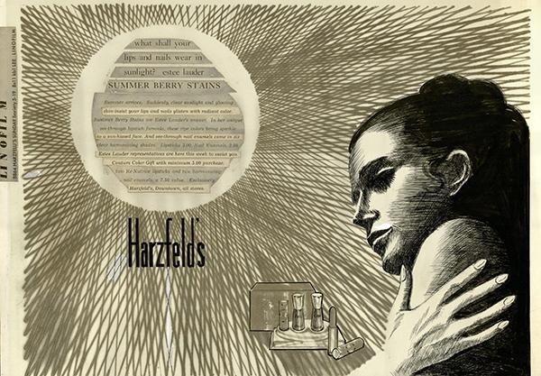 Harzfeld's Sunday Society Process Illustration