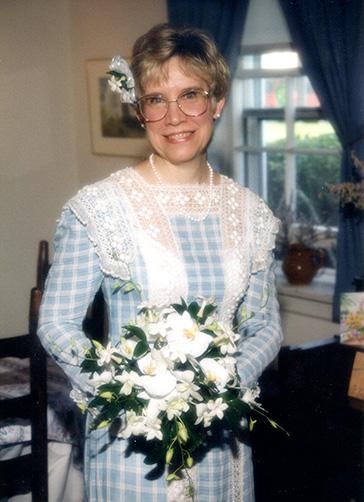 Wyman Wedding Photo (1996)