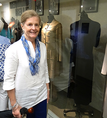 Donor with Mother's Wedding Dress