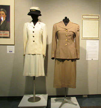 1940s WAVES and WAC Uniforms