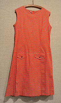Cotton Dress with Shorts; c. 1960s; Gift of Finke