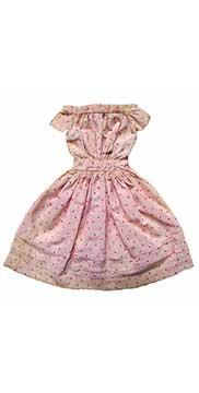 Sewing Sampler (1840s) Gift of Spier