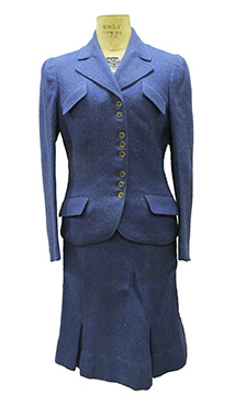 Wool Wedding Suit (1938)