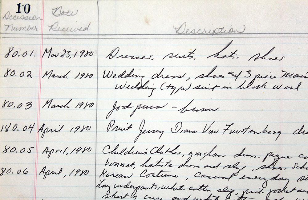 Elinor Nugent handwriting