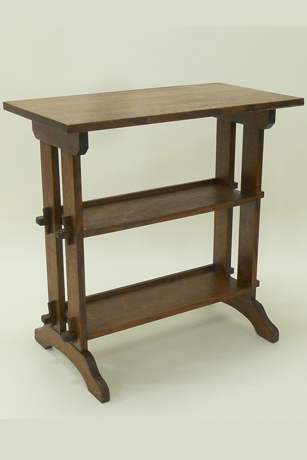 Little Journeys Wood Table-Mortise and Tenon Construction (ca 1915); T. Patterson