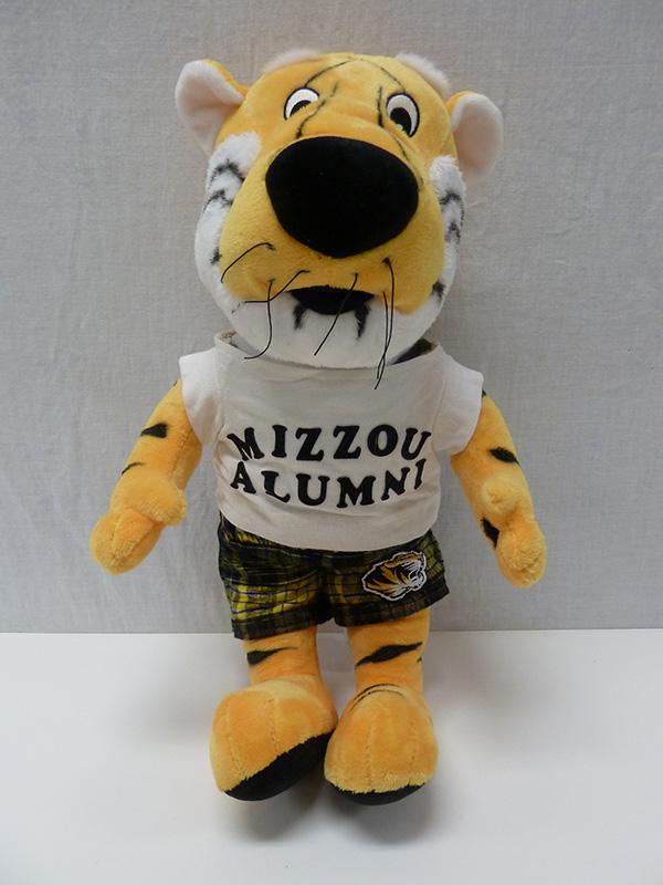 stuffed Truman doll