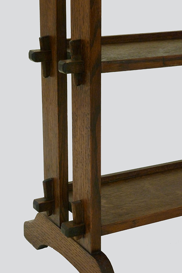 Little Journeys Wood Table-Mortise and Tenon Detail (ca 1915); T. Patterson