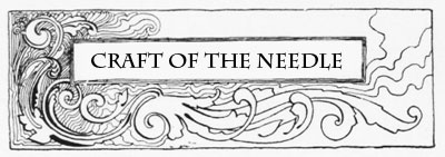 Craft of the Needle
