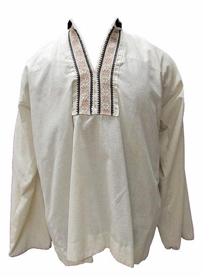 Indian Cotton Kudta (1960s) Gift of Stephens-Schmidt