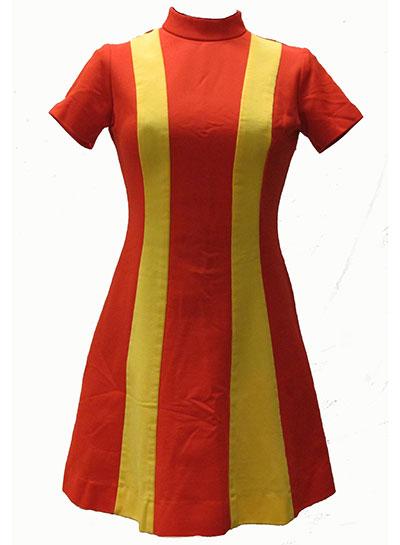 Polyester Burger King Uniform (1968)