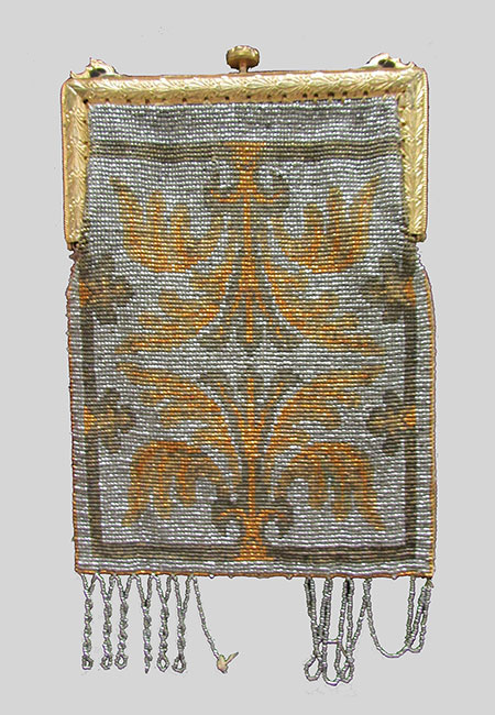 Metal Bead Purse (1920s) Missouri Historic Costume and Textile Collection, University of Missouri