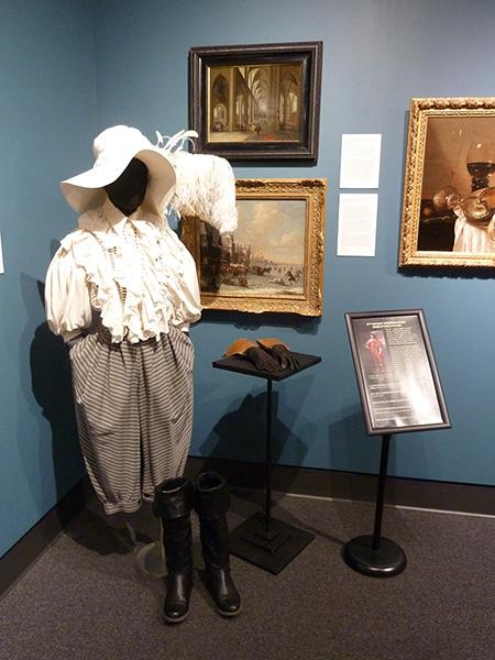 17th Century Cavalier Interpretation (1980s-2010s) Missouri Historic Costume and Textile Collection, University of Missouri