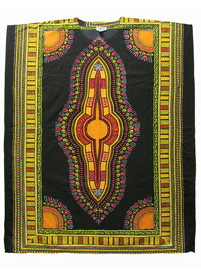 Cotton Tunic (1960s) Gift of Dickerson