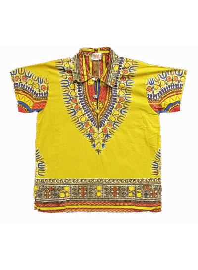 Cotton Shirt (1960s) Gift of Freeman