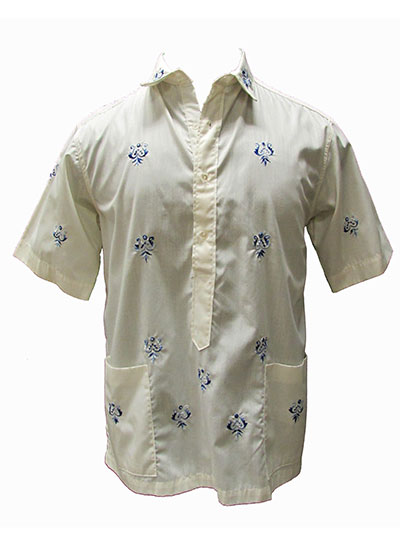 Embroidered Shirt (1967) Gift of Walker
