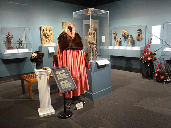 Museum of Art and Archaeology Art in Bloom; February 15-17, 2019